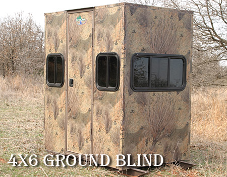 blinds hunting llc kantex manufacturing deer and rifle creek triple blind combination products view bow fiberglass grand